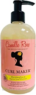 Camille Rose Naturals Curl Maker, 12 Ounce