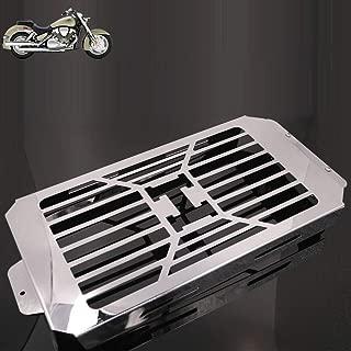 Motoparty VTX1800 Radiator Guard Grill Cover Protector For Honda VTX 1800 C F N R S T Radiator Grill 2002-2008
