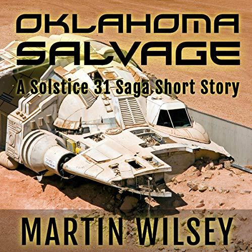 Oklahoma Salvage cover art