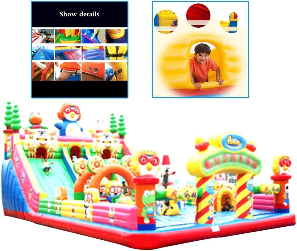 Popular shop Opening large release sale is the lowest price challenge Inflatable Bouncers Super Large Castle Children's Bouncy Bo