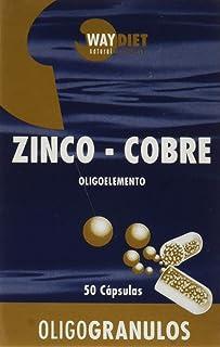 Waydiet Natural Zinc Cobre Oligogranulos - 200 gr