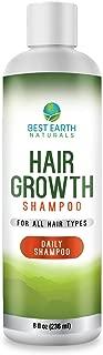 Hair Growth Vitamin Shampoo for Healthy Hair Growth for Men and Women 8 Ounces