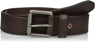 Levi's Men's Casual Belt - Dress for Men Jeans with Thick Strap and  Buckle