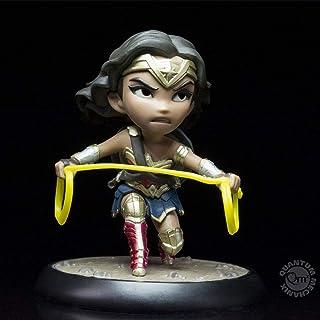 Quantum Mechanix Justice League Wonder Woman Q-Fig Toy Figure