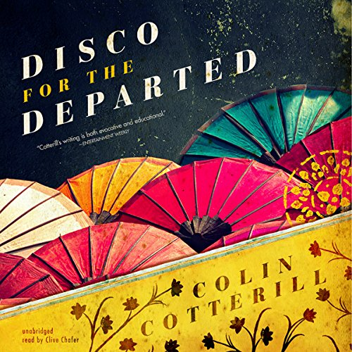 Disco for the Departed audiobook cover art