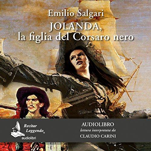 Jolanda, la figlia del Corsaro Nero copertina