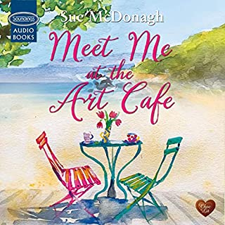 Meet Me at the Art Café                   By:                                                                                                                                 Sue McDonagh                               Narrated by:                                                                                                                                 Charlotte Strevens                      Length: 9 hrs and 17 mins     1 rating     Overall 5.0