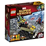 LEGO 76017 Superheroes Captain America vs. Hydra