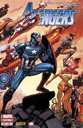 Avengers 2013 015 cover librairie