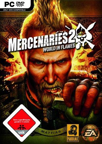 Mercenaries 2: World in Flames [EA Classics]