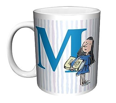 Roald Dahl MATILDA QUOTE Classic Literature Book Ceramic Gift Coffee Tea Cocoa Mug (11 OZ C-HANDLE CERAMIC MUG)