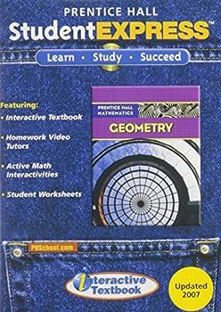 Prentice Hall Mathematics: Geometry 0132504693 Book Cover
