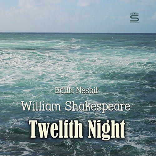 Twelfth Night audiobook cover art