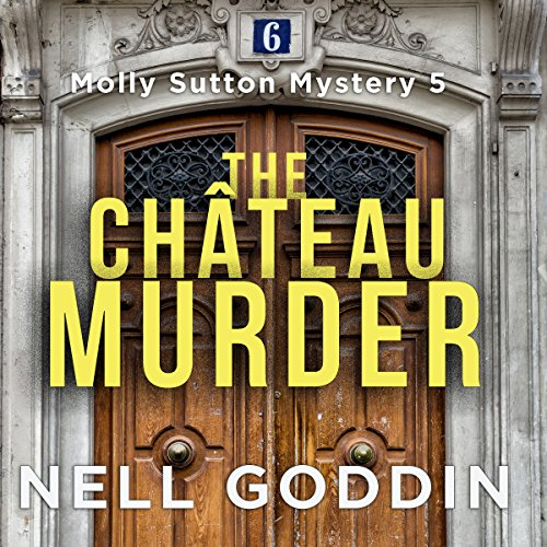 The Château Murder audiobook cover art