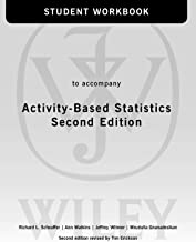 Student Workbook to Accompany Activity-Based Statistics Second Edition