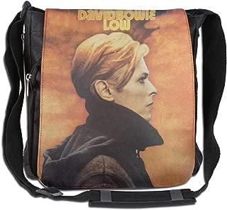 Messenger Bag - David Bowie Low 1977 Shoulder Bag For All-Purpose Use