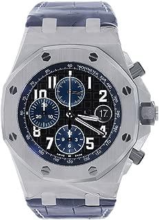 Audemars Piguet Royal Oak Offshore Chronograph 42mm Midnight Blue Watch 26470ST.OO.A028CR.01