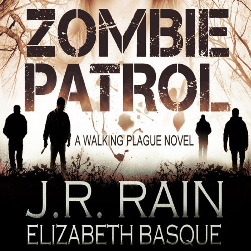 Zombie Patrol audiobook cover art