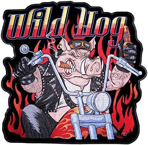 Wild hog patch _image1