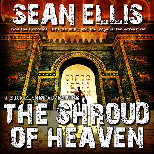 The Shroud of Heaven audiobook cover art
