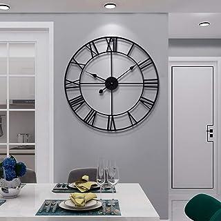 Unique Wall Clock Glass Kitchen Clock Large Wall Clock Contemporary DecorWall clock  Crane bird. Modern Home Decor