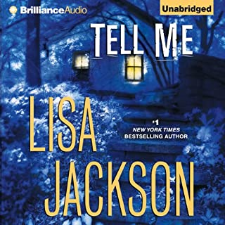 Tell Me audiobook cover art
