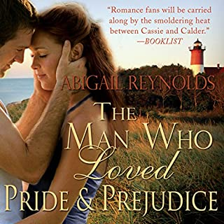 The Man Who Loved Pride and Prejudice audiobook cover art