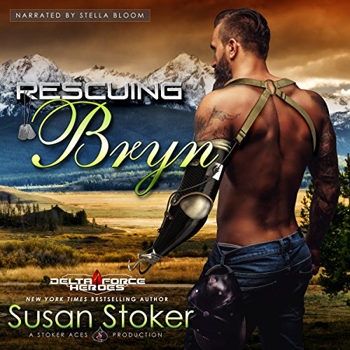 Rescuing Bryn audiobook cover art