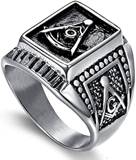 apprentice mason ring