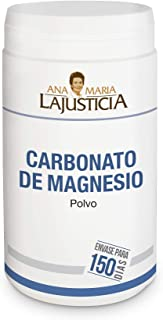 ANA MARIA LAJUSTICIA CARBONATO MAGNESIO 180gr