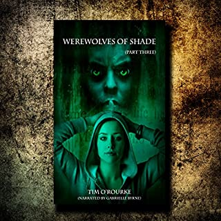 Werewolves of Shade audiobook cover art