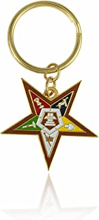 Order of the Eastern Star Key Chain