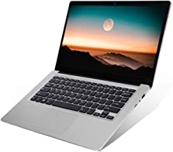 14 inch Laptop Notebook Computer PC, Windows 10 Home OS Intel CPU 4GB RAM 64GB Storage, WiFi HDMI...