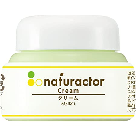 クリーム 68g ( 保湿クリーム オーガニック 自然派 ナチュラル ) 【 NATURACTOR ナチュラクター 】