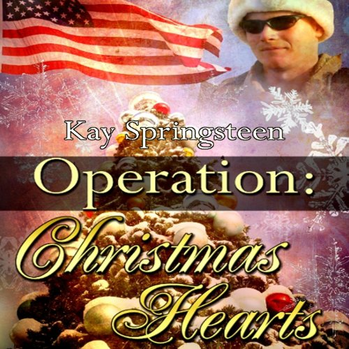 Operation: Christmas Hearts audiobook cover art