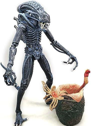 se descuenta Duzhengzhou Duzhengzhou Duzhengzhou Alien- Figuras de acción a Escala de 7  - Ultimate Warrior - azul Alien  ahorrar en el despacho