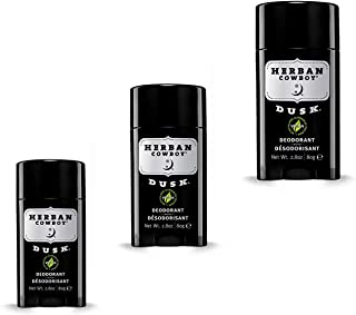 Herban cowboy DUSK deodorant 3-pack