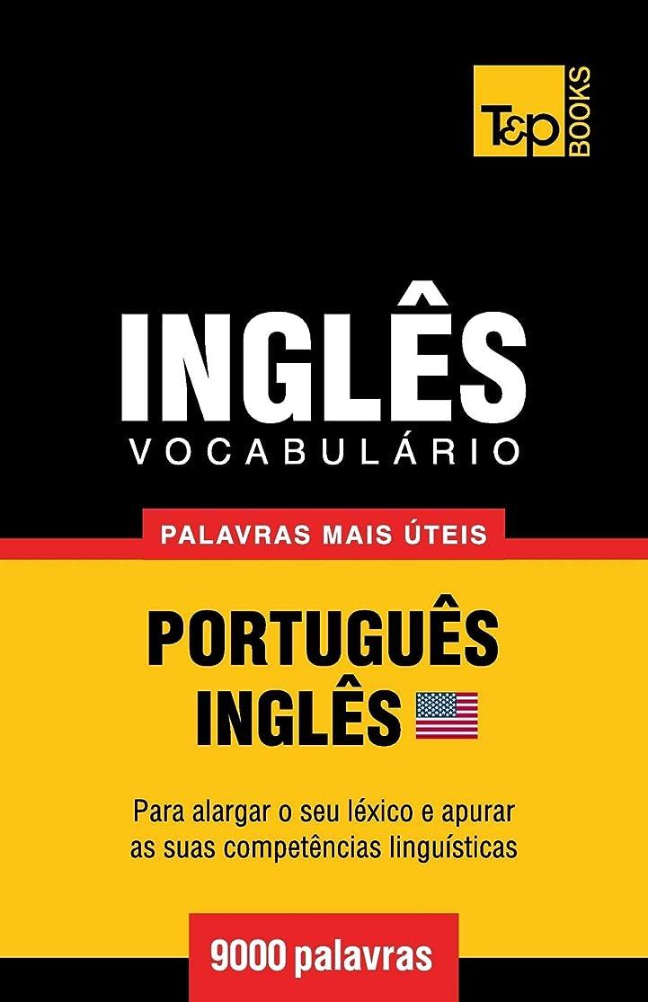演じる数学的な無力Vocabulário Português-Inglês americano - 9000 palavras mais úteis
