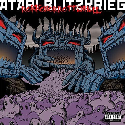 Atari Blitzkrieg feat. Groovie Mann & Krohme