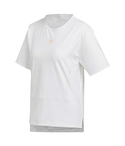 adidas by Stella McCartney Truestr Long Tee FU1583 (White) Women