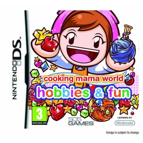 Cooking Mama World: Hobbies and Fun (Nintendo DS) [Edizione: Regno Unito]