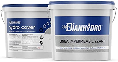 Dianhydro Impregneermiddel acryl elastisch hydro cover beige 5 kg