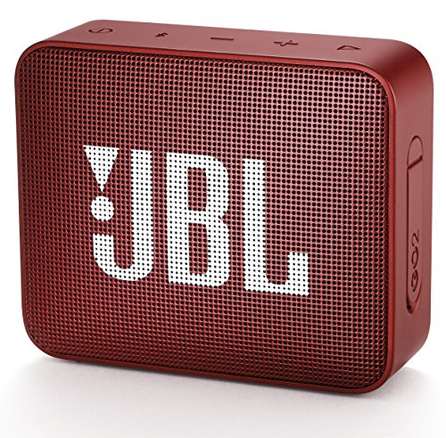 JBL GO 2 Red - Altavoz PC