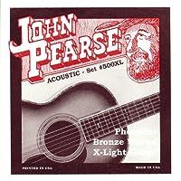 JohnPearse(ジョンピアース) アコースティックギター弦 500XL