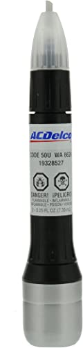 ACDelco GM Original Equipment 19367652 Summit White/Olympic White (WA8624) Four-In-One Touch-Up Paint - .5 oz Pen