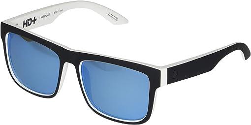 Whitewall/HD Plus Gray Green Polar/Light Blue Spectra Mirror