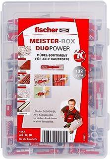 Fischer Meesterbox Met Pluggen Sx