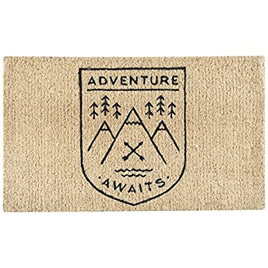Danica Studio Doormat, Adventure Awaits