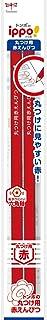 トンボ鉛筆 ippo! 丸つけ用赤えんぴつ 2本入り BCA-260