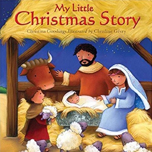 My Little Christmas Story audiobook cover art